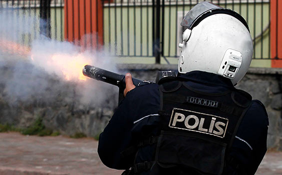 İstanbul Emniyeti'nde 160 rütbeli polis gönderildi