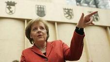 Merkel: Rusya için yaptırımlara hazırız