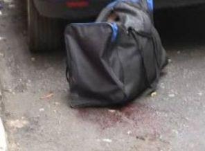 Beyoğlu'nda Çanta İçinde Ceset Bulundu