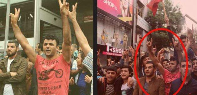 Gaziosmanpaşa'da hem HDP'li, hem ülkücü bir adam!