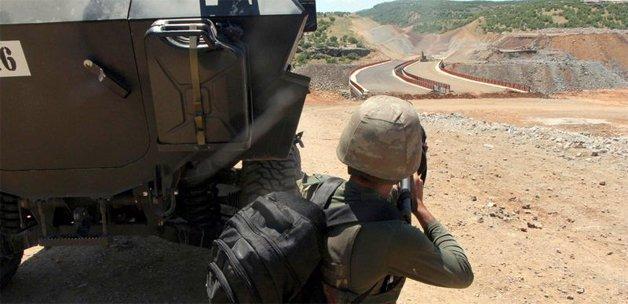 Lice'deki askerlerin silahlarına el konuldu