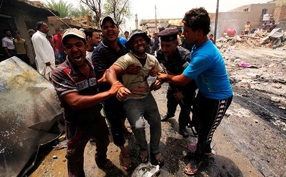 Musul Kan Gölüne Döndü: 165 Ölü