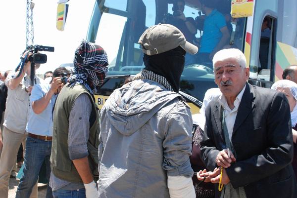 PKK, HDP'lileri de Durdurdu