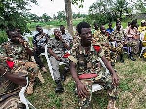 Orta Afrika'da insanlığa karşı suç işleniyor