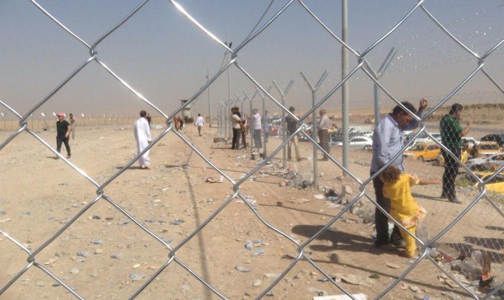 Irak-Suriye sınırındaki kritik kapı PYD'ye geçti!