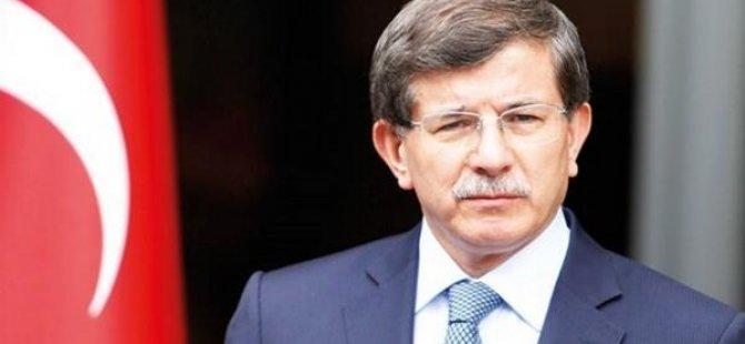 Davutoğlu: Filistinli yaralıları Türkiye'ye getireceğiz
