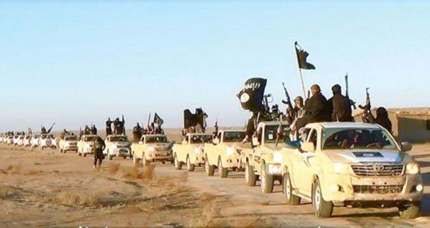 IŞİD'in dünyayı şoke eden görüntüsü