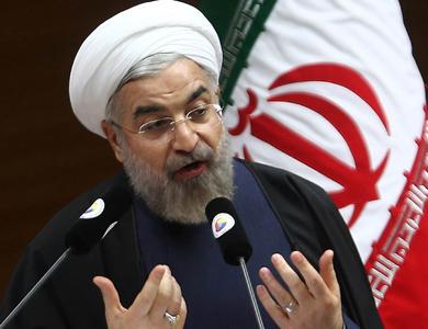 Ruhani: Dünya Güçleri 11 Eylül'den Beri Terörü Yayıyor