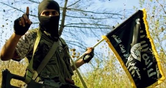 IŞİD haritayı verdi, uçaklar bombaladı!