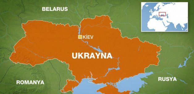 Rus yanlıları Ukrayna uçağını düşürdü: 49 ölü