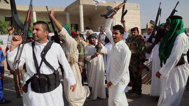 IŞİD'e karşı gönüllüler ordusu