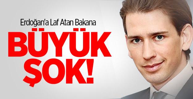 Erdoğan'a Laf Atan Bakanı Çökerttiler