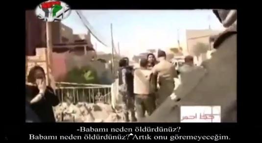 IŞİD Tarafından Öldürülen Iraklı'nın Ailesi Katille Yüzleşti-VİDEO