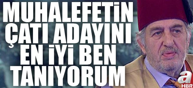 """""""ÇATI ADAY İHSANOĞLU KURAN-I KERİM MEALİ YAKTI"""""""