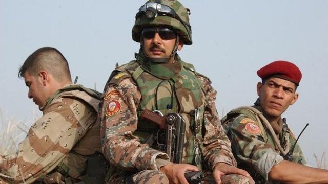 Irak ordusu Tikrit'e doğru ilerledi