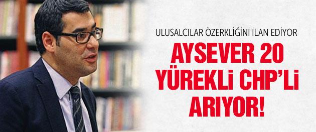 Enver Aysever'den CHP'ye alternatif aday çağrısı!