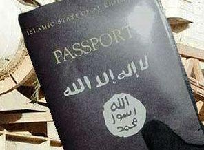 IŞİD'den 'Hilafet' Pasaportu