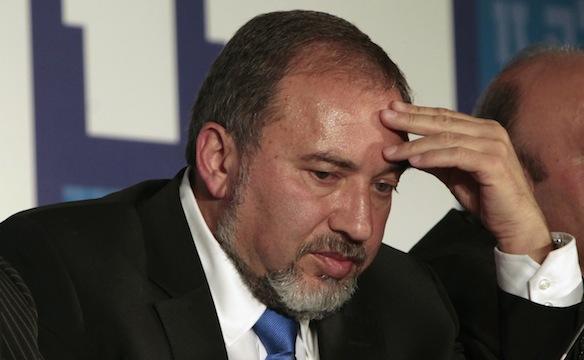 """Lieberman: """"Abbas'ın Güvenliği İsrail'in Yardımına Bağlı"""""""