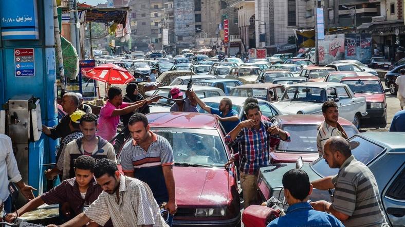 Mısır enerji krizinde