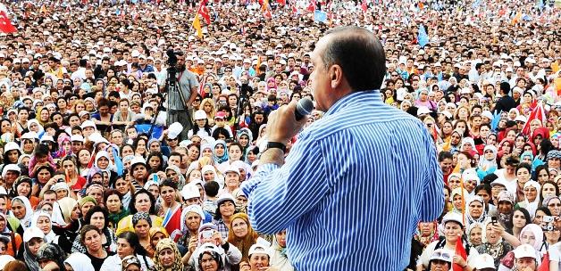 Erdoğan: Gazze'ye sessiz kalamam