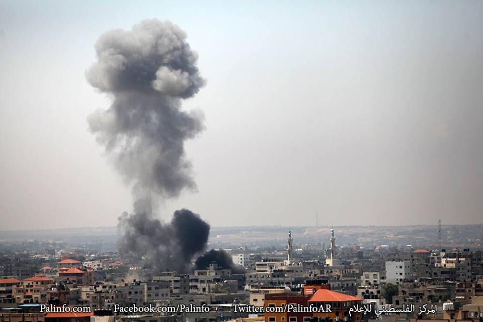 Gazze'de hedef alınacak bölgeler tartışılıyor