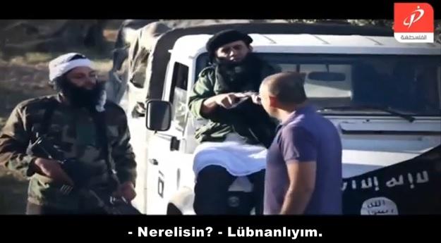 Filistinlilerin IŞİD'e Bakışı Üzerine Kısa Bir Film