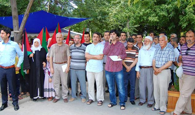 Türkiye genelinde İsrail'e kınama ve protestolar