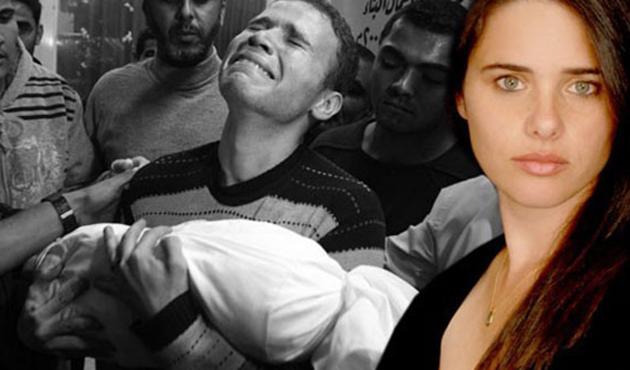 İsrailli millvetvekili: Filistinlilerin anneleri de ölmeli