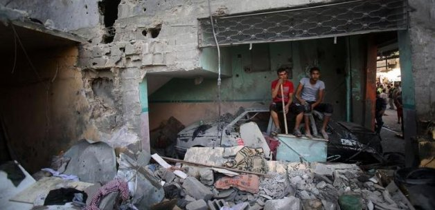 Taahhüdüne Bağlı Kalmayan Siyonist Ateşkes Esnasında da Saldırdı