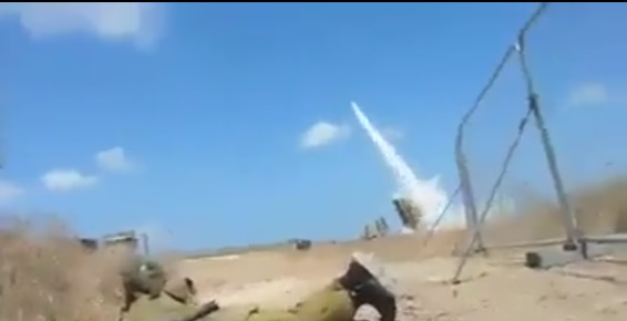 """Kanal-10: """"Füzeler Direnişin Şartlarını Netanyahu'ya Kabul Ettirecek"""""""