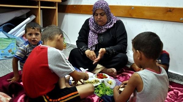 Gazze'nin çocukları büyümüyor