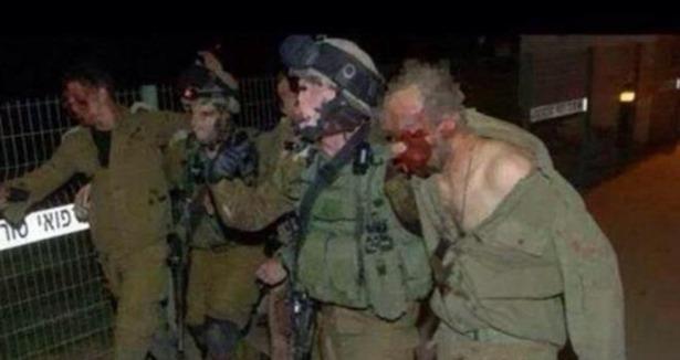 İsrail askerinin öldürülmesini hazmedemedi