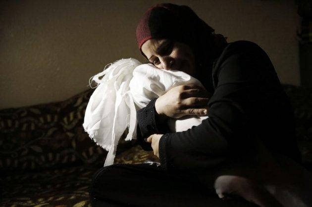 İşgal Ordusunun Öğle Saatlerindeki Saldırılarında 4 Filistinli Şehit Oldu