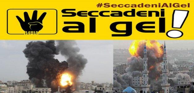 Gazze için seccadeni al gel!