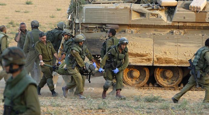 İsrail'den Esir Asker İtirafı