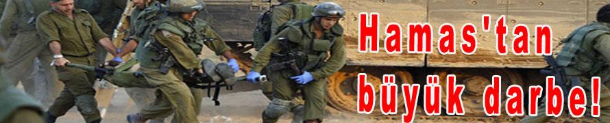 Hamas: Başka seçeneğimiz kalmadı