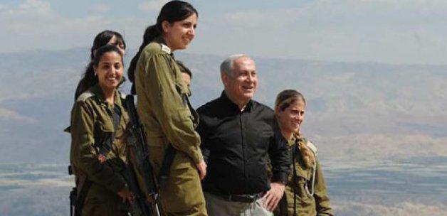 """Netanyahu: """"Katar, Türkiye ve İran Hamas'la beraber"""""""