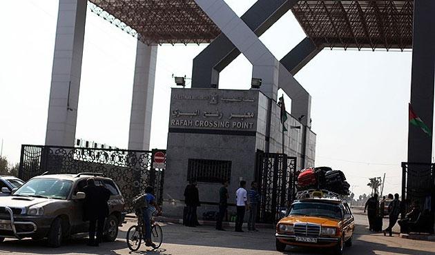 Mısır Refah Sınır Kapısını Açıyor