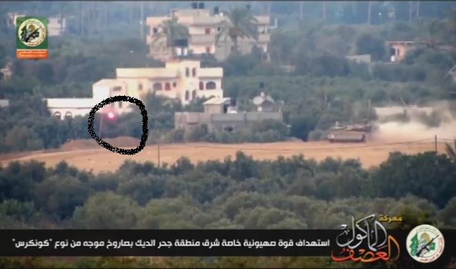 Kassam Tugayları'ndan İsrail'e Bir Operasyon Daha-VİDEO