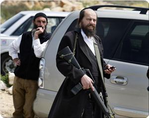 Siyonist yerleşimci Filistinli göstericilere yaylım ateşi açtı