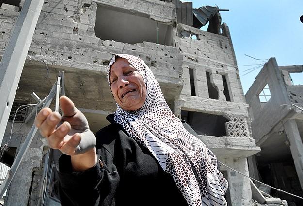 Gazze'de Ramazan Bayramı bilançosu: 328  şehid