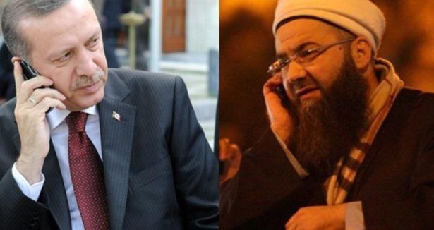 Cübbeli Ahmet  ve Erdoğan'ın Konuşmasını Dinlemişler