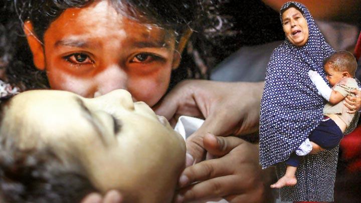 Filistin Sağlık Bakanlığı'ndan Açıklama; Bilanço Ağırlaşıyor