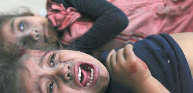 İsrail sivilleri 'canlı kalkan' olarak kullandı