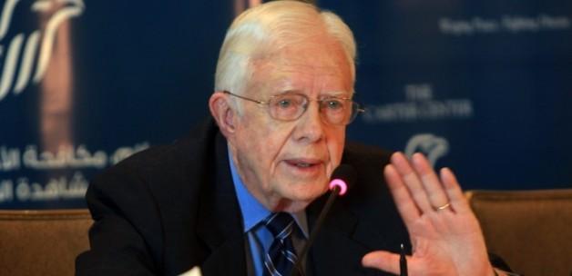 ABD Eski Başkanı Carter: Savaşın suçlusu İsrail