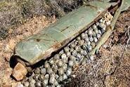 Suriye rejimi bu bombayı ilk kez kullandı