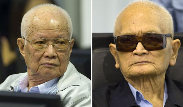 Pol Pot'un sağ koluna ömür boyu hapis