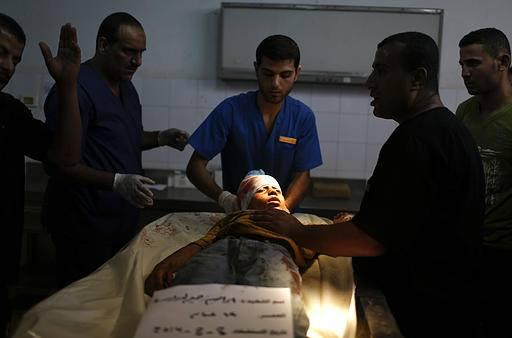 İşgal Güçleri Bir Çocuğu Şehit Etti 11 Kişiyi de Yaraladı
