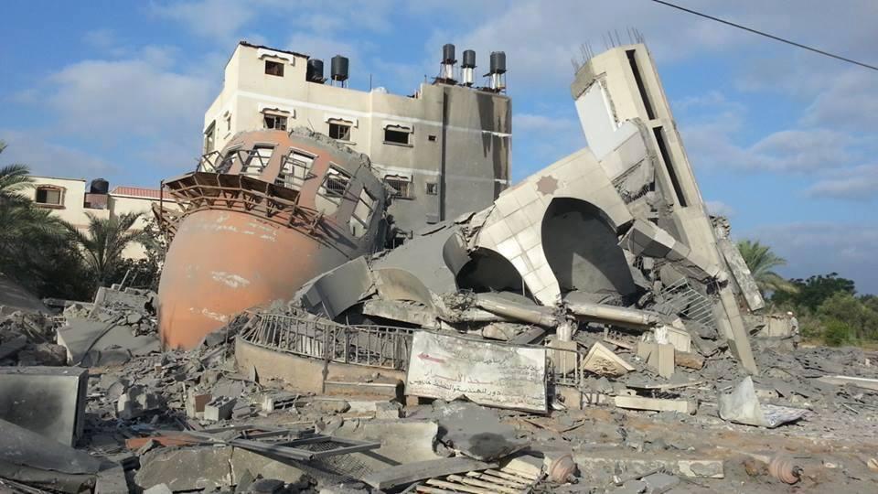 İsrail 47 Cami'yi Tamamen Yok Etti