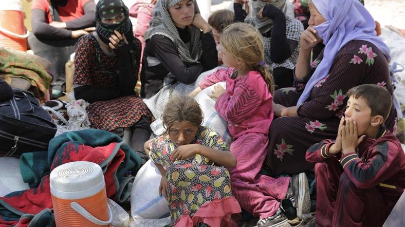 Yezidilerin dilek taşları savaşın bitmesi için